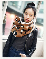 Wholesale Leopard scarf