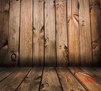 Vinyl photography - Vinyl Photography Backdrop Wood Floordrop Custom Photo Prop X10ft QD06