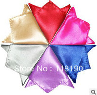 Wholesale formal wear handkerchief Silk handkerchief kerchief men Pocket square mocketer noseragKY119