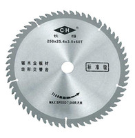 Wholesale circular saw blade for cutting aluminum wood