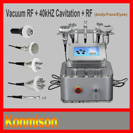 Wholesale New Slimming Equipment Latest Cavitation RF Slimming Machine in Multifunction Beauty Machine