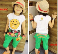 baby boy face - new Boy s suits Summer short suits cartoon smile face sleeveless Vest baby shorts pants suits