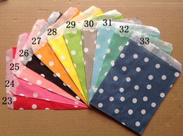 "5""*7"" Wedding Chevron Dot Stripe Favor Bags Candy Paper Goods Bag kraft bags 500pcs (25pcs opp bag)"