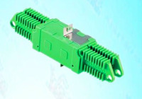 Wholesale E2000 PC APC Fiber Optic Adaptor