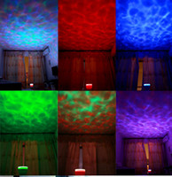 Wholesale 8 colors changing RGB led indoor projector with speaker function drop shipping