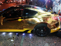 Wholesale gold silver chrome vinyl car wraps air free pvc cling film wrap high quality m m cv90m