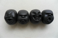 Wholesale CAOMARU Face Ball Stress Reliever Reduce Healing Series of Vent Face decompress Vent Ball