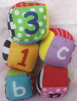 Wholesale Infant Toys Baby Developmen Toys with Numbers Alphabet Cartoon Patterns Good Workmanship Can Sound
