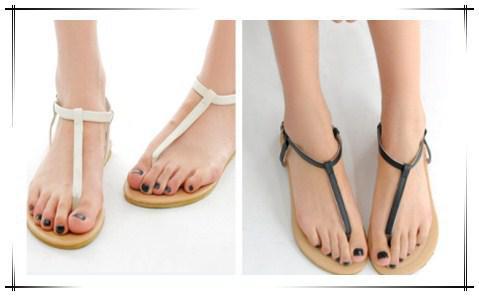 Buy Salt 'n' Pepper Brown Women Sandals - 12-202 Online at Best