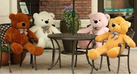 Wholesale Boyds Large cm m m m Meters for choose Teddy Bear Lovers Big bear Arms Stuffed Animals Toys Plush Doll Birthday gift