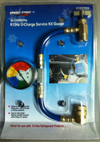 Wholesale R134a U charge Service Kit Gauge