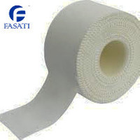 strapping tape - 2pc cm m cotton sports tape kt knee athletic ankle bandage rigid elastic trainer s strapping i