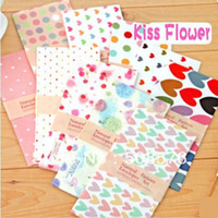 Wholesale New Set love heart Stationery envelopes Gift amp office Fashion style Set Sets