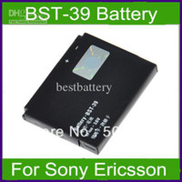 Wholesale Batteries BST for Sony Ericsson cellphone W600c W805 W908 W908C W910 W910i Z555 Z555a Z555i Z710C