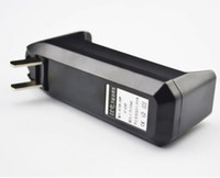 Wholesale Excellent Quality New RCR123A Lithium NI MH AA AAA V Battery Charger Free