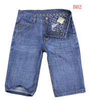 Wholesale 2013 New Arrived Mens Casual Jeans Designer Mens Classic short jeans Male casaul short jean