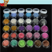 Wholesale Colors Eye Shadow Powder Pigment Colorful Mineral Eyeshadow Makeup