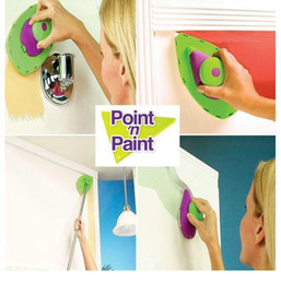 Wholesale Paint Pro Painting System Pad Kit Set No Paintbrush Or Roller Fast ID