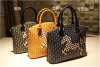 Wholesale Jade Fox Tote Bags Sewing Horse Patern New Arrival Colors Mix F5