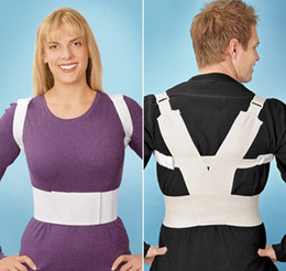 Wholesale Magnetic Back Shoulder Corrector Posture Orthopedic Support Belt Brace S M L XL