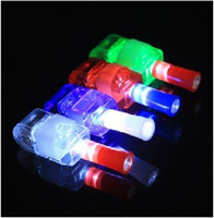 Wholesale New Arrival Novelty Children finger lights projector lamp for Christmas gifts kids toys