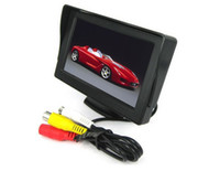 Wholesale 4 TFT LCD Screen Car Monitor