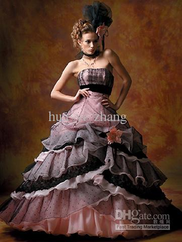 Dramatic Looks of 10 Styles for Black Wedding Dresses – BestBride101
