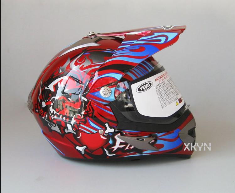 Buy YM helmet Motorcross helmets Motorbike Motorcycle Helmets Moto Racing road