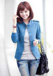 Wholesale The new cultivate one s morality leisure women long sleeve short jacket
