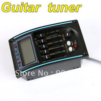 Wholesale Professional LCD Band Acoustic Guitar tuner Equalizer Pickup