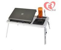 Cheap Double Fans laptop cooling pads Best Plastic  laptop table