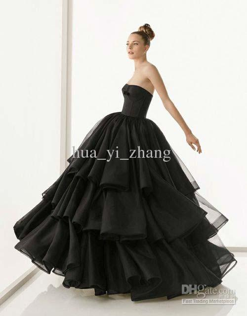 Images of Black Ball Gowns - Wedding ring ideas-oakvs.com