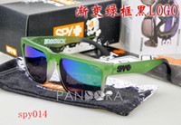 Wholesale Hot AAA Quality New Style SPY OPTIC KEN BLOCK HELM Cycling Sports Sunglasses Sun Glasses