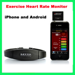 Wholesale Exercise Moible Heart Rate Monitor for iPhone and Android Mobiles