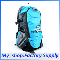 Wholesale Outdoor Packs New Fashion Casual Thick Computer Compartment Outdoor Climbing Bag Luggage Travel Bags