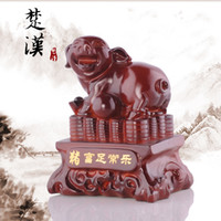 Cheap Chinese style furniture decoration pig practical gifts office supplies small accessories