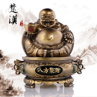 Cheap Big decoration resin buddha practical gifts chinese style furniture decoration supplies