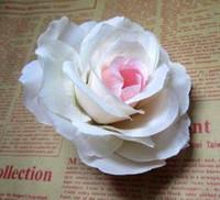 big flower arrangements - 50 Big Rose Flowers Head Wedding Silk Flower Decoration Flower Ball Flower Arrangement DIY Mater cm