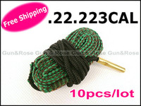 Wholesale Gun amp Rose nato Pistol BORE SNAKE Gun cleaning Brass