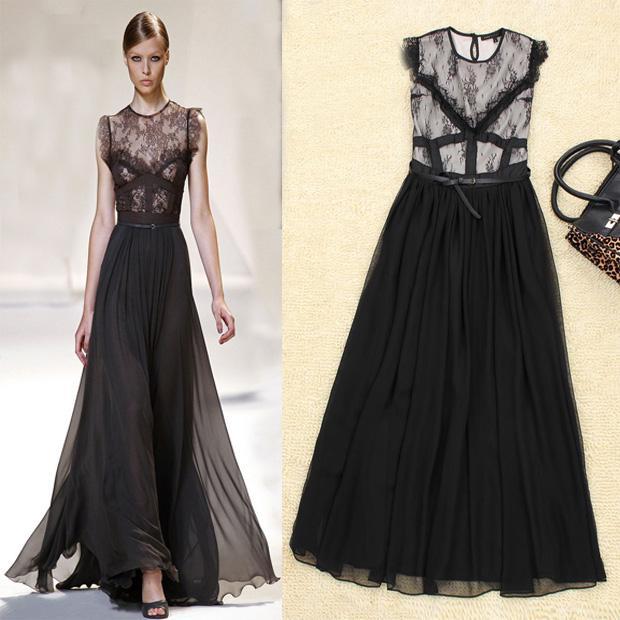 Fashion New Summer Women Long Dress/2013 Summer Women's New The ...