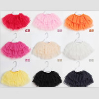 Wholesale 2013 new girls skirt girl tutu skirts baby clothing baby gauze skirt APR64
