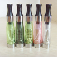 Wholesale PC Ego CE4 Cartomizer CE4 Atomizer Electronic Cigarette CE4 Clearomizer E Cigarette