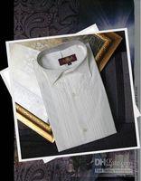 cotton polyester shirts - New Men Wedding Prom Groom Shirts Wear Bridegroom Shirt white dress shirt for men In stock