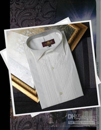 Wholesale New Men Wedding Prom Groom ShirtsWear Bridegroom Shirt