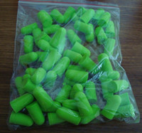 Wholesale Prevent noise acoustic earplugs slow springback sleep earplugs ear plugs