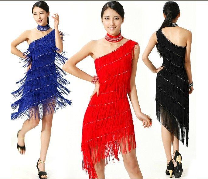 Бахрома для танцевальных платьев