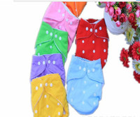 Wholesale New N series AIO Baby cartoon Modern Cloth Diapers Nappies With One Microfiber Insert to Europe10pcs