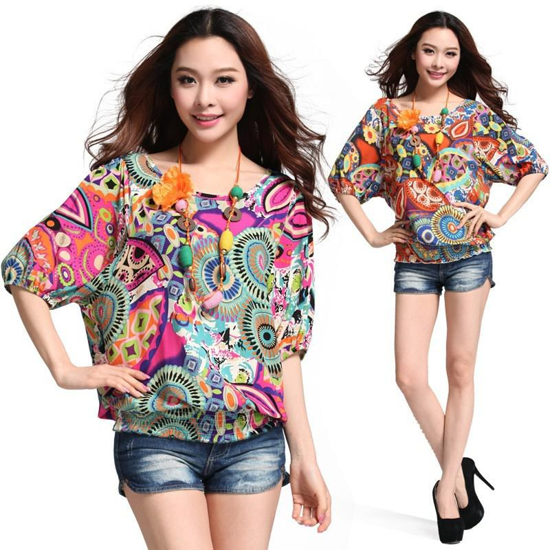 Summer clothes for women photo