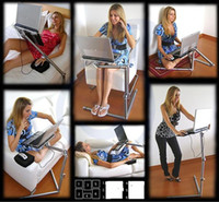 aluminium laptop table - Nottable Laptop ipad Galaxy tab Sony tablet Stand Pad Desk Table