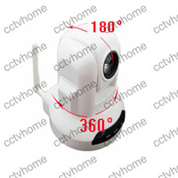 Wholesale Mini Indoor Sony CCD X High Audio Wifi PTZ Speed Dome IP Camera wireless Alarm System